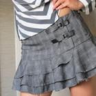 фирменная короткая юбка Jane Norman