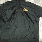 Куртка-ветровка BUKTA фирменная черная 48-50р