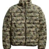 куртка пуховик мужская от H&M