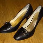 Кожаные туфли Ellenka 39р-цену снизила-150 грн!