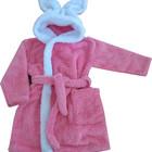 махровые халаты для мальчиков и девочек, наличие, рост 90-110