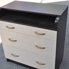 Пеленальный столик + комод 3 ящика 88-70-45 вместительный ДСП