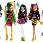 Куклы Монстер хай  из серии Scaris