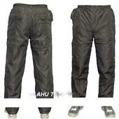 Фирменные спортивные брюки плащевка для мужчин, размеры 46-56
