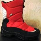 Новые зимние ботинки Nadir star srl Waterproof (Италия) 34-35 размера Стелька 22,2см