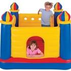 Детский надувной игровой центр-батут Замок Intex 48259