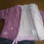 тепла кофта куртка 6м