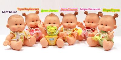 Пупсики пахнущие йогуртами впервые в украине:) фото №1