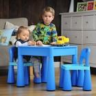 Детский комплект стол и стулья Mamut Tega MT