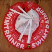 Swimtrainer красный круг для плавания с рождения! Доставка бесплатно!