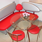 АКЦИЯ! Кухонный уголок Техно + стол и стулья!
