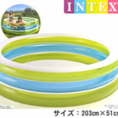 Надувной бассейн детский Intex 57489 Интекс, Линза басейн