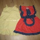 Платья сарафаны на девочку 4-5 лет