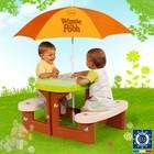 В наличии Наборы Smoby для пикника с зонтиком