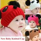 в наличии новая демисезонная детская шапка панда с забавными ушками для Ваших малышей