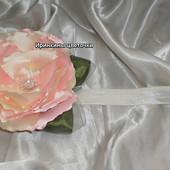 Благородный цветок для маленькой принцессы.