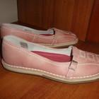 Кожанные туфли Bata (Италия) р. 35