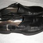 туфли босоножки Ecco, стелька=26 см, натуральная кожа!