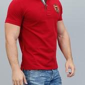 Отличные поло для мужчин р. S - XXL, цвета, большой выбор в наличии