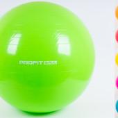 Мяч фитбол для фитнеса и массажа (цвета разные есть) 55 см, 65 см, 75 см, 85 см