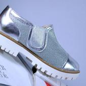 Стильные туфли броги для модницы! 3 модели На выбор!