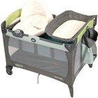 Graco манеж-кровать с люлькой США Graco pack 'n play playard with newborn napper station