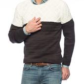 молочно-кофейный мужской свитер LC Waikiki