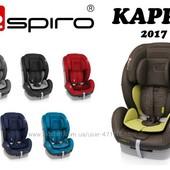 Espiro Автокресло Espiro Kappa (9-36кг), 2017 г.в наличии!