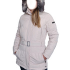 куртка пуховик демисезонная женская columbia