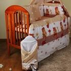Детское постельное белье в кроватку от 1,2,3,4,5,6,7 ед
