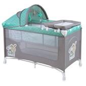 Детская кровать-манеж Lorelli (Лорелли) (Bertoni) Nanny 2 +
