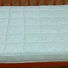 Матрас Danpol в детскую кроватку с массажным эффектом-кокос, поролон, гречка. Данпол