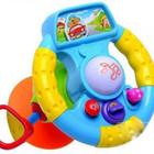 Игрушка руль Авто-тренажер - руль на присоске