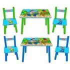 Детский столик с двумя стульчиками Ну погоди!