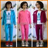 Детские спортивные костюмы адидас