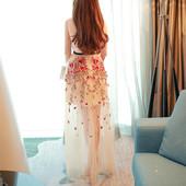 Брендовые длинные платья. Заказываем к Новому году. Такое будет только у вас.