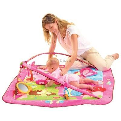 Развивающий коврик tiny love музыкальный с дугами 5 в 1 фото №4