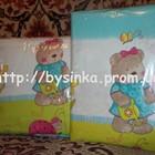 Постельное белье для новорожденных в кроватку- - В Наличии