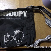 спортивна сумка Snoopy