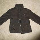 Красивая деми курточка для девочки на рост 92-98 см (Review Kids)