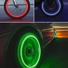 Колесные колпачки лампы (насадка на ниппель) Подарок подсветка колеса