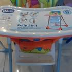 Стульчики CHICCO Polly Magic, и Polly 2в1 есть 2013г