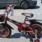 Azimut Детский двухколесный велосипед ТАЧКИ 16 диаметр azimut
