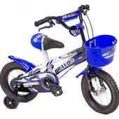 Велосипед детский 12 дюймов 12-TZ-1470