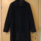 Итальянское классика пальто Blue Les Copains на 44-48 размер Кашемировое