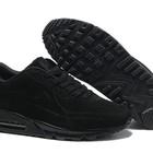 Кроссовки Nike Air Max 90 Vt tweed - черные