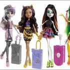 Куклы Монстер Хай Monster High  путешествие в Скариж (Travel Scaris