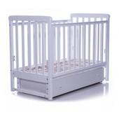 Детские кроватки верес Соня ЛД12 продольный маятник с ящиком, бесплатная доставка