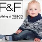 Tesco clothing F&F выкуп под 0%