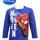 Реглан гольфик детский футболка для мальчика Тачки бренд Disney оригинал Дисней